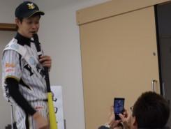 野球ネタでお客さんと軽妙に掛けあう「山田スタジアム」