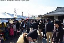 忍者マーケットも大人気!「甲賀流忍者復活祭」の来場者数は約5,500人!