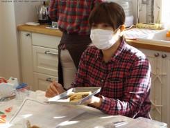 講師の岡田さん 4人の男の子を育てるママ