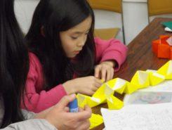 折り紙の箱を作ろう