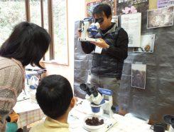 最後に顕微鏡の使い方を勉強して…