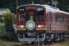 2015年10月に新車両となった信楽高原鐵道に乗って信楽へ!