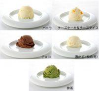 ケーキ屋さんのアイスクリーム