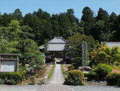 甲賀市水口町名坂にある大池寺