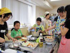 子どもたちも一緒に発酵の勉強