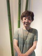 「竹に親しみ、竹の良さを再発見していただけたらうれしいです」と代表の小関さん