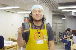 講師の田中哲也さん