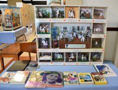 ホロコースト記念館メンバー方達の手作り模型も展示されている
