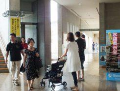 琵琶湖博物館の水族展示室はリニューアルのため夏が終わればクローズされるので、現在の展示は今夏が見納め!