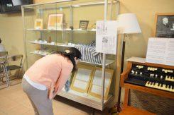 オットーさんとの交流の手紙から始まった広島県福山市にある「ホロコースト記念館」