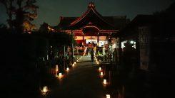 新善光寺の万燈会も見どころ。一日限りの特別拝観も開催