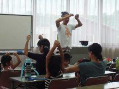 講師は、部長の石澤彰一さん