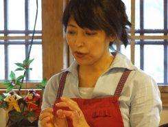 Humpty-Dumpty Cooking School 主宰の秋山 久美さん