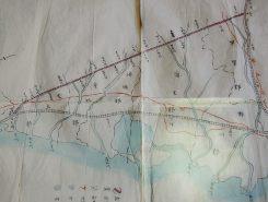 当時の計画では彦根~深川(甲南町)を予定していたそう