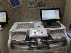これが一包化できる調剤の機械