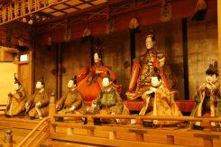 大津・石山1720年頃に作られたとされる亨保雛