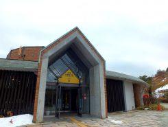 陶芸の森にある信楽産業展示館
