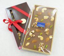 木の実チョコレート