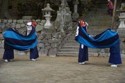 獅子舞が日本の各地に広まったのは、室町時代から江戸時代の初期のころと言われている