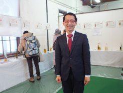 日本でただ一人、梅酒ソムリエの金谷優さん