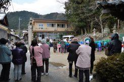 気がつけば北ノ庄神社には大勢の人だかりが!