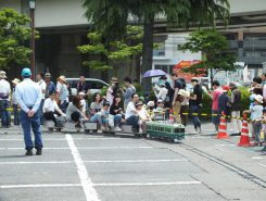 ミニ京阪電車