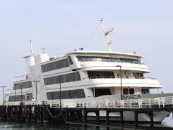 大型豪華客船「ビアンカ」