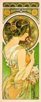 ①《桜草》1899年 OGATAコレクション