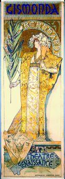 ④《ジスモンダ》1895年 OGATAコレクション