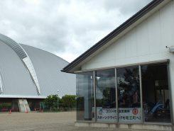 国体のスポーツクライミング誘致を目指す竜王町