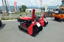 ヤナセの除雪機スノースロワー。冬の除雪作業を力強くサポートしてくれます!