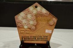 合格祈願切符(1,840円)。信楽⇔貴生川2往復分の切符