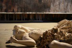 彫刻「ヘルメスかタナトス」