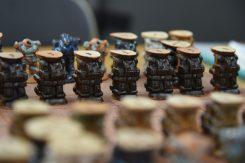 『スティールメイト将棋』の駒