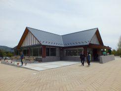4月にオープンした「並木カフェ メタセコイア」