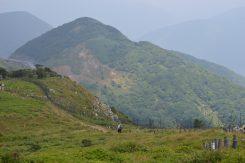 東登山道コース