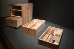 茶杓削りの道具箱
