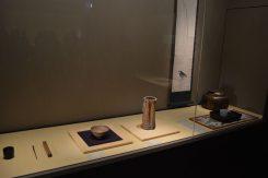 小林逸翁の茶会に使用された道具類
