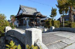 千樹寺奈良時代行基によって創建された