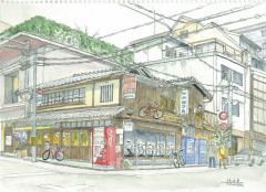 辻森自転車商会(京都)