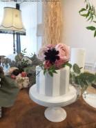 3月4日(金)・5日(土)には「シュガーケーキと生花のデコレーションレッスン」が予定されている