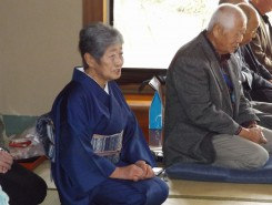 オレガノの田中さんが、料理や食材、また地元の食風習について解説