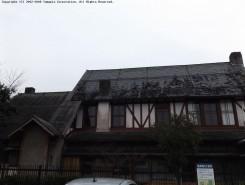 スレート屋根が間もなく修繕に入る。5月いっぱいまで休館 6月の再オープンを楽しみに待とう