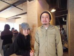Takumi Apartmentでビストロを開店予定の辻邦仁さん