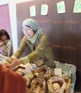 こもれびパンの太田裕美さん
