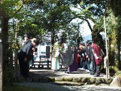 水口神社の例大祭