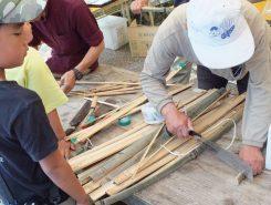 竹で弓矢を作ろう 無料