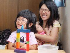 ママが笑ってくれることが、子どもの自信につながる
