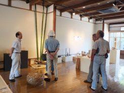 竹によるさまざまな試みを見ながら、みんなで竹の未来について考えてみよう!