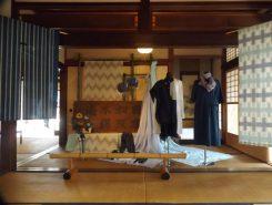 「近江の麻✕松阪木綿展」、風土が育てた素材と技をとくとご覧あれ♪